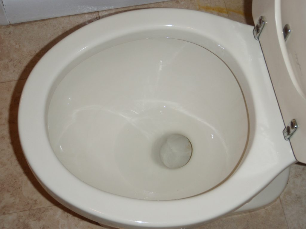 Make Your Toilet Bowl Sparkle With This Diy Cleaner